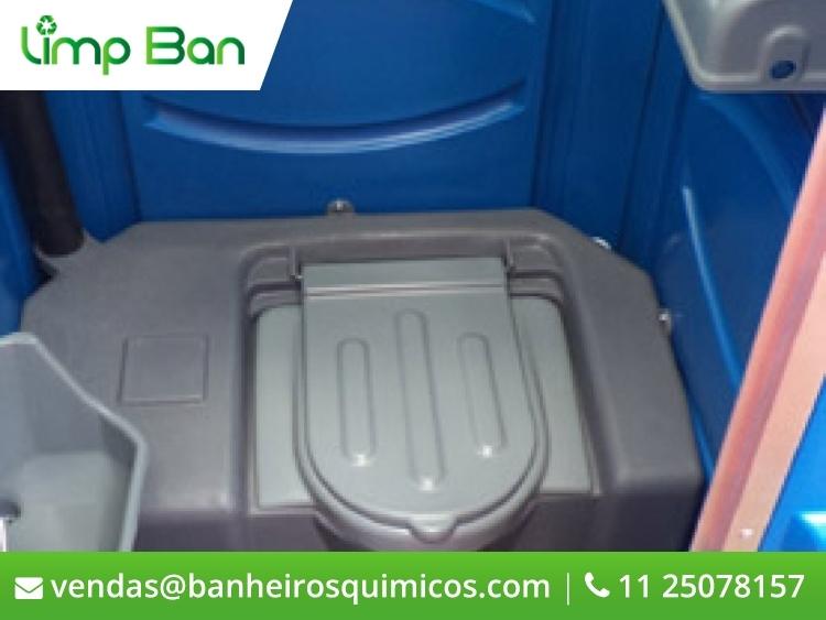 Banheiro Químico de Luxo Mod. 001