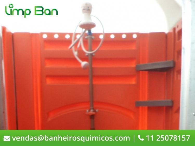 Cabine Portátil para Banho